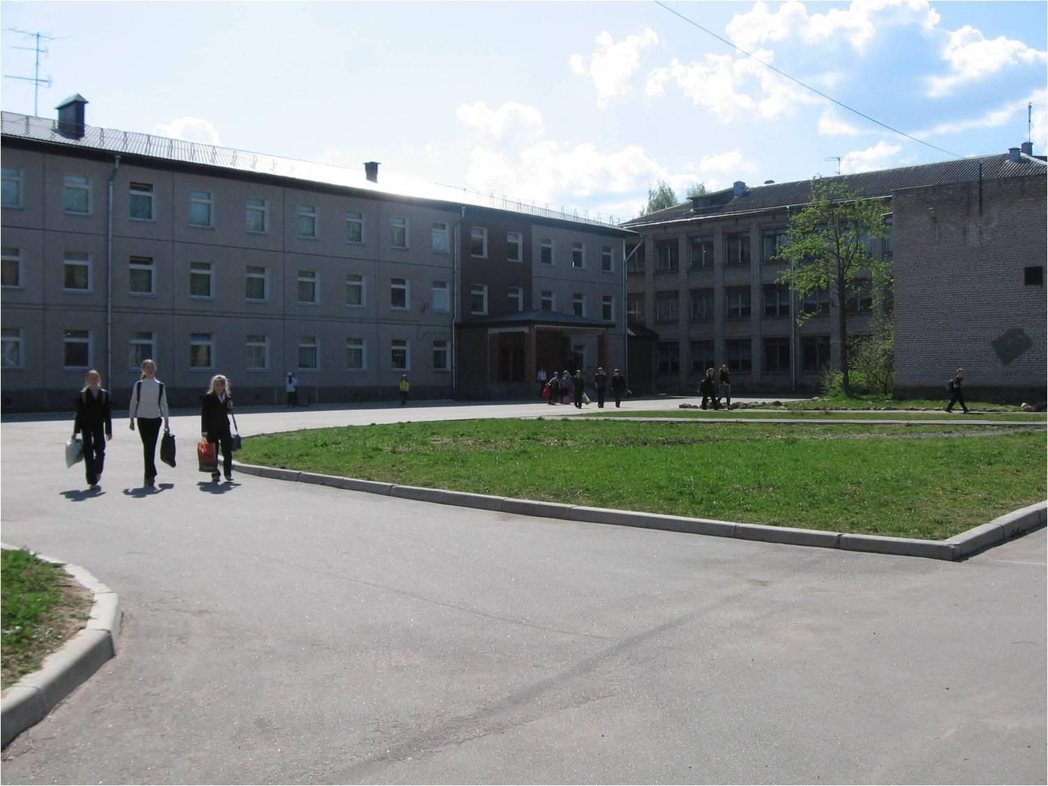 """фото МБОУ """"Сиверская гимназия"""""""