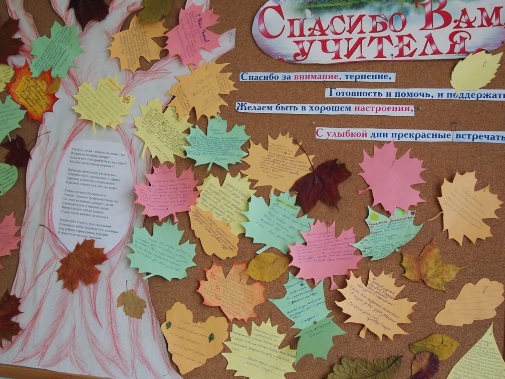 Открытки для учителей начальной школы сделанной